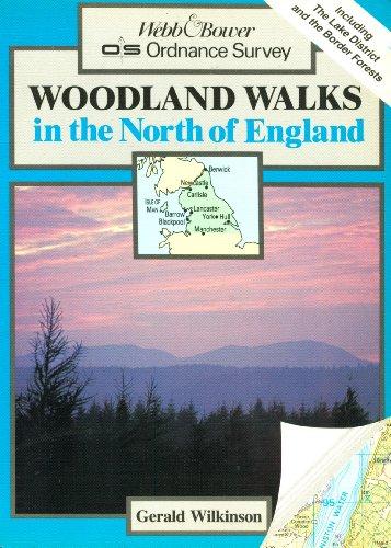 Ordnance Survey Woodland Walks: North: WILKINSON, GERALD