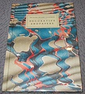 9780863500862: Victoria and Albert Colour Books: Decorative End Papers Series 1 (The Victoria & Albert colour books)