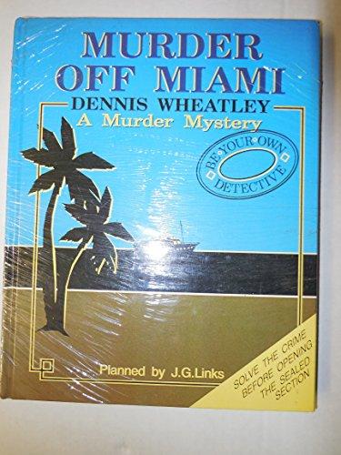 9780863501180: Murder Off Miami