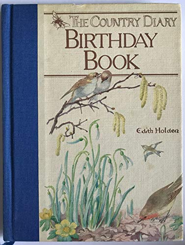 9780863501531: The Country Diary Birthday Book