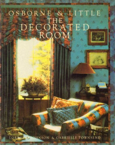 9780863501708: Osborne and Little : The Decorated Room