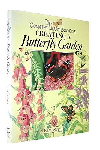 9780863502033 the country diary book of creating a butterfly garden - Butterfly Garden Book