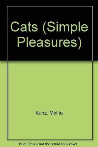 9780863502637: Cats (Simple Pleasures)