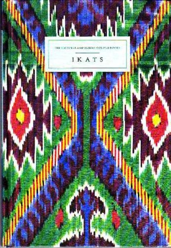 9780863502989: The Victoria and Albert Colour Books: Ikats Series 4 (The Victoria and Albert colour books. series 4)