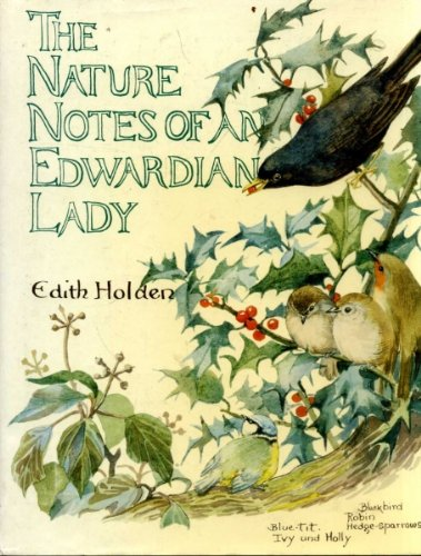 9780863503511: The Nature Notes of an Edwardian Lady 1905