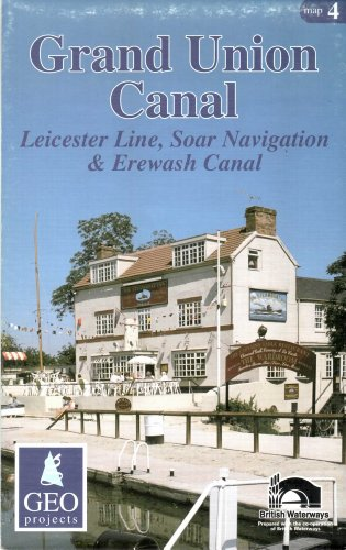 Grand Union Canal: Leicester Line, Soar Navigation: Broughton, Richard Paine