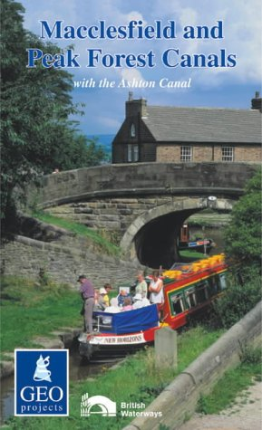 9780863511400: Macclesfield and Peak Forest Canals (Inland Waterways of Britain)