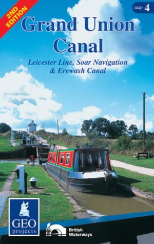 Grand Union Canal Map4: Geo Projects