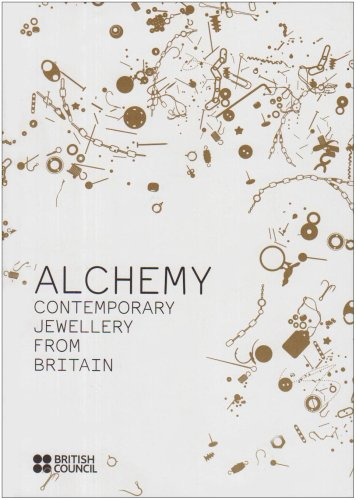 9780863555831: Alchemy: Contemporary Jewellery from Britain