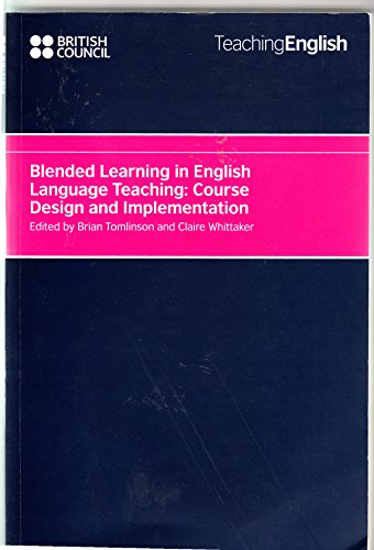 9780863557064: Blended Learning in English Language Teaching | Course Design & Implementation