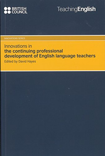 9780863557415: Innovations in Continuing Professional Development for English Language Teachers