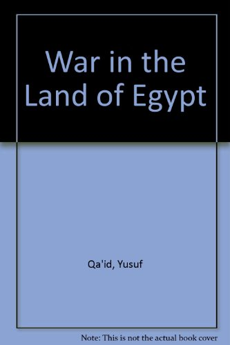9780863560347: War in the Land of Egypt