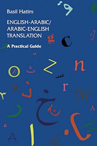 9780863561559: English-Arabic/Arabic-English Translation: A Practical Guide