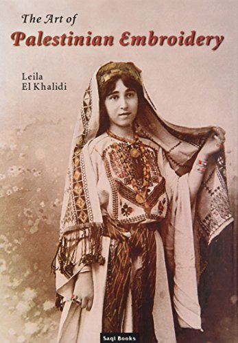 9780863563232: The Art of Palestinian Embroidery