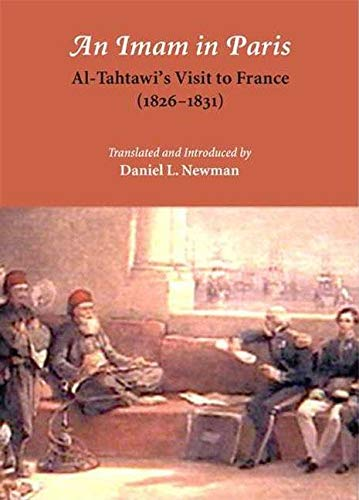 9780863563461: An Imam in Paris: Al-Tahtawi's Visit to France (1826-31)