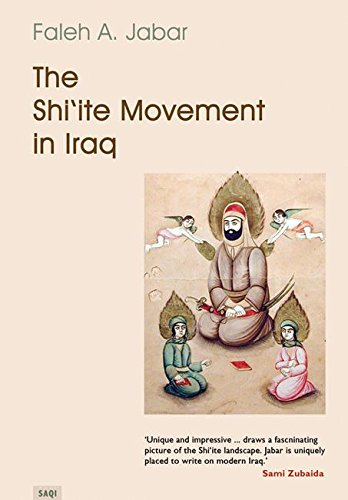 9780863563959: The Shi'ite Movement in Iraq