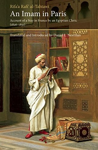 9780863564079: An Imam In Paris: Al-Tahtawi's Visit To France 1826-1831 (Saqi Essentials)