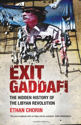 9780863564390: Exit Gaddafi