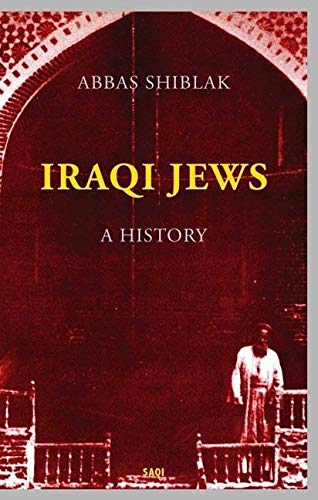 9780863565045: Iraqi Jews: A History of Mass Exodus
