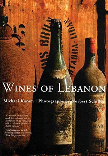 9780863565984: Wines of Lebanon