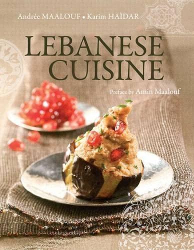 Lebanese Cuisine: Andree Maalouf