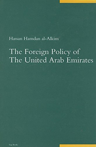 9780863567070: The Foreign Policy of the United Arab Emirates