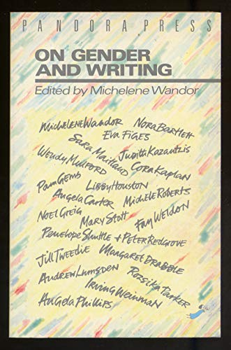 On Gender and Writing