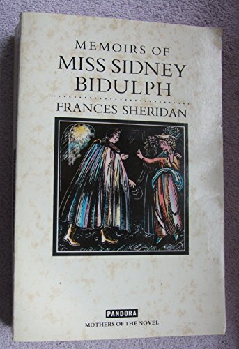 9780863581342: Memoirs of Miss Sidney Biddulph, The (Mothers of the novel)