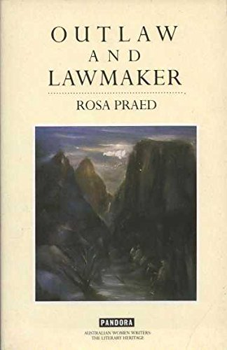 9780863582233: Outlaw and Lawmaker (Australian Women Writers Literary Heritage)