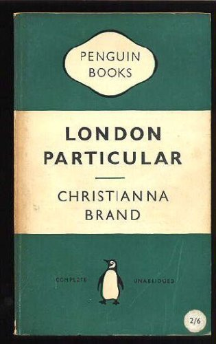 9780863582738: London Particular (Pandora women crime writers)