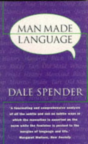 9780863584015: Man Made Language
