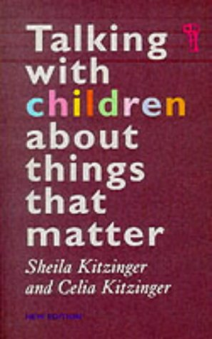 9780863584121: Talking with Children About Things That Matter