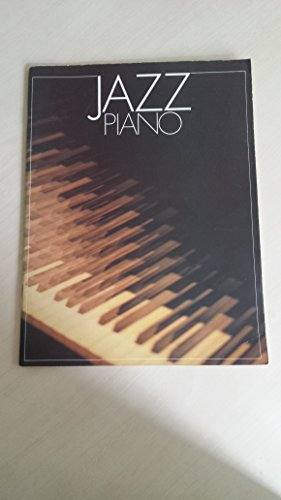 9780863590290: Jazz Piano: Solo Piano Transcriptions from Recordings of Art Tatum, Thelonious Monk, Duke Ellington, Oscar Peterson etc v. 1