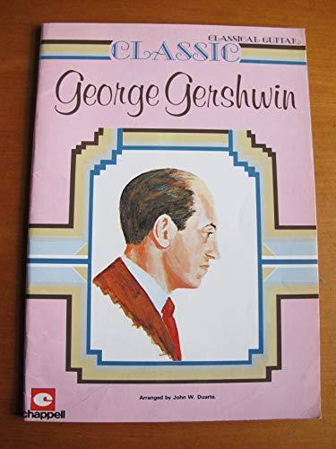 9780863590962: Classic George Gershwin (Classical Guitar)