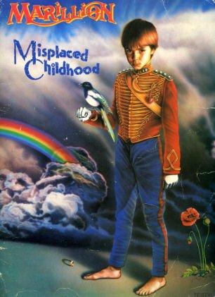 9780863592881: Misplaced childhood