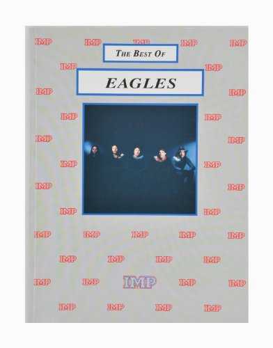 'THE BEST OF THE ''EAGLES'': (PIANO/VOCAL/GUITAR)' (0863595200) by EAGLES