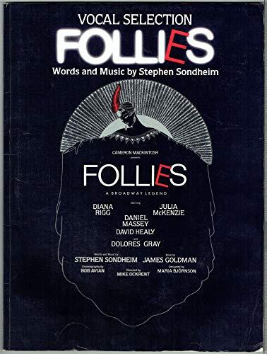 9780863595318: Follies: Vocal selection