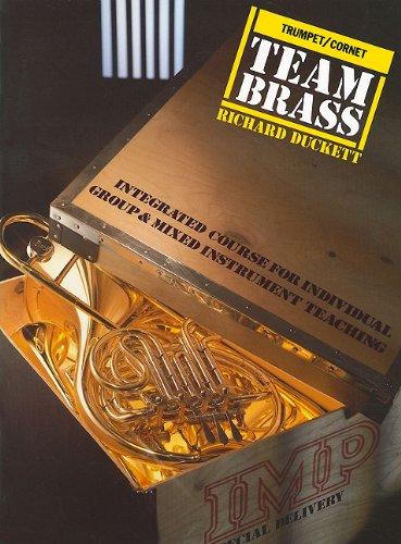 9780863595356: Team Brass: Trumpet/Cornet
