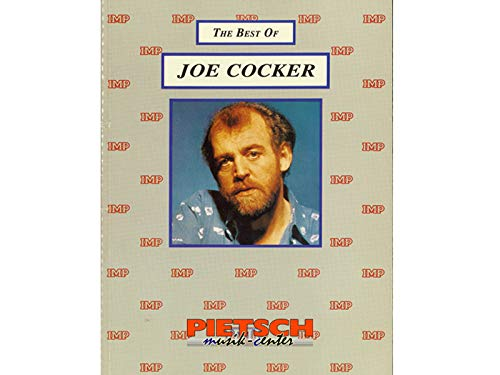 9780863597046: The Best of Joe Cocker: Piano/Vocal/Guitar