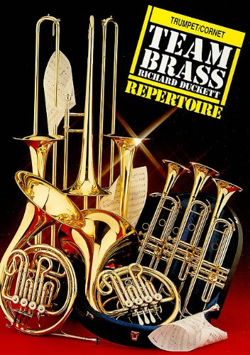 9780863597138: Trumpet/Cornet Repertoire (Team Brass)