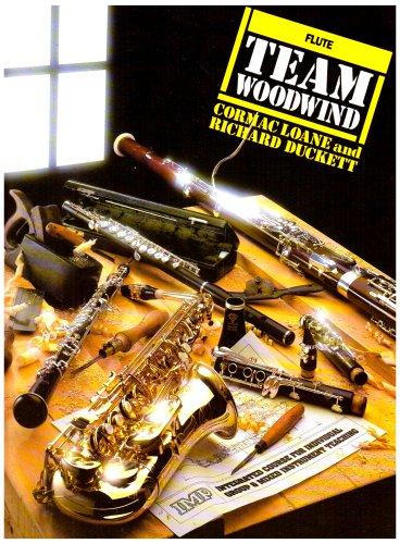 9780863597817: Team Woodwind: Flute