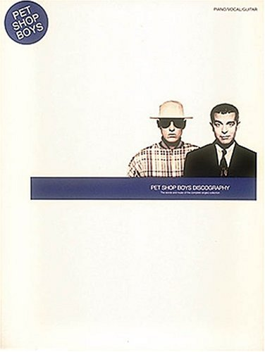 9780863598357: Pet Shop Boys Discography: The Words and Music of the Complete Singles Collection