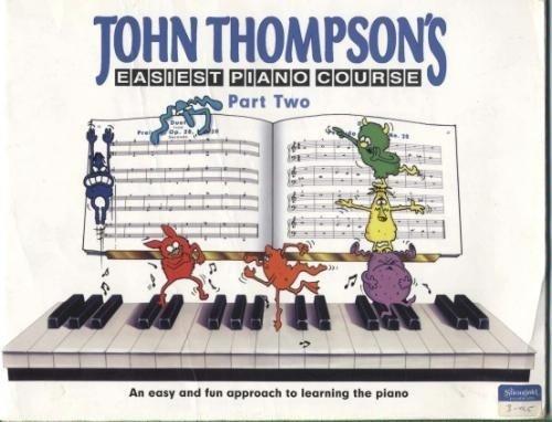 9780863598616: John Thompson's Easiest Piano Course