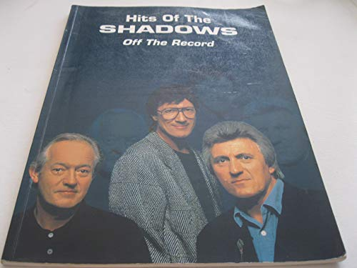 9780863598708: Hits of The Shadows (Off the record)