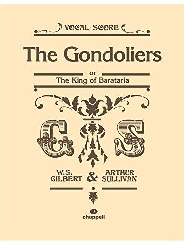 9780863598715: The Gondoliers: (Vocal Score)