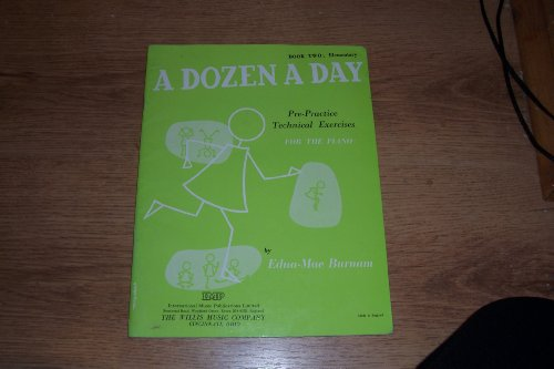 9780863598739: A Dozen A Day: Book Two: Elementary
