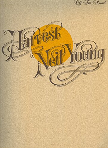9780863599743: Neil Young -- Harvest: Authentic Guitar TAB (Off the Record Series)