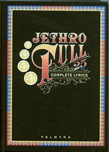 Jethro Tull - Complete Lyrics: Ian Anderson
