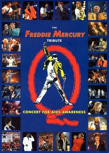 9780863599798: Freddie Mercury Tribute: Concert for AIDS Awareness