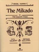 9780863599859: The Mikado: (Vocal Score)